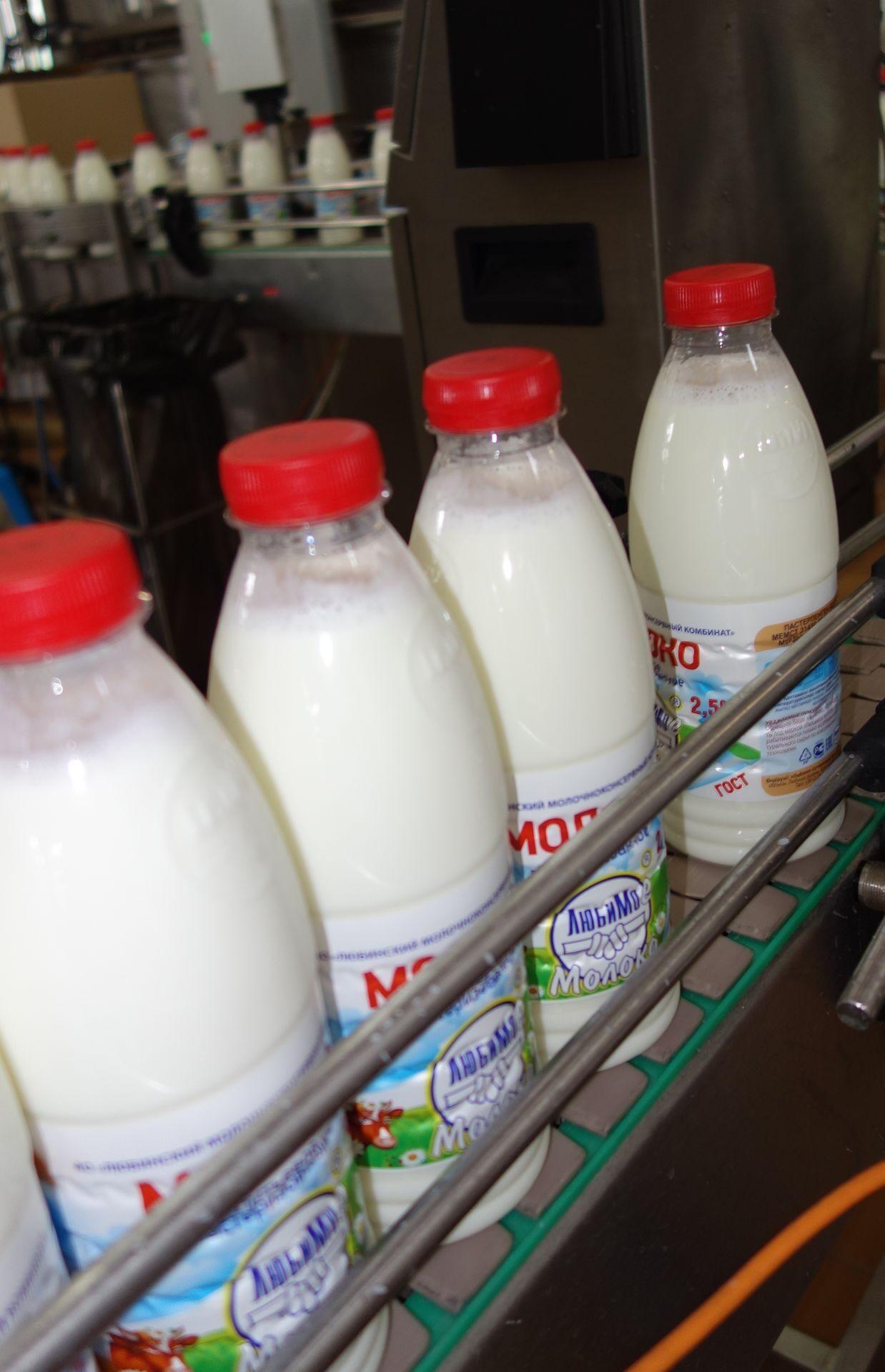 Молоко и кисломолочные продукты в питании детей до года